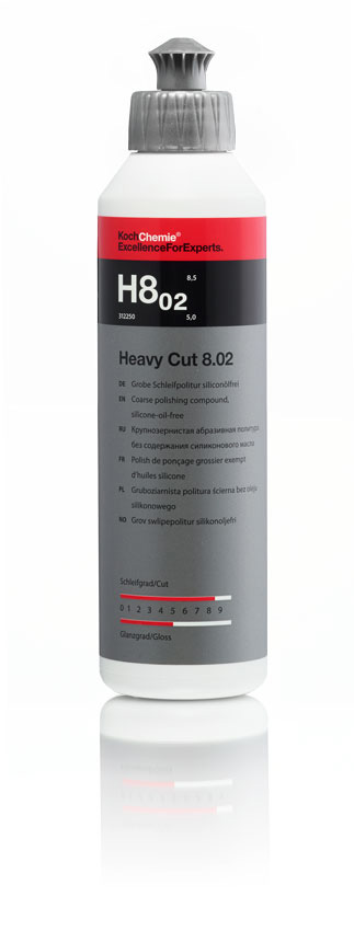 Brusná pasta Koch Heavy Cut H8.02 250 ml