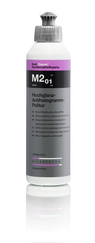 Antihologramní leštěnka Koch Hochglanz Antihologram 250 ml