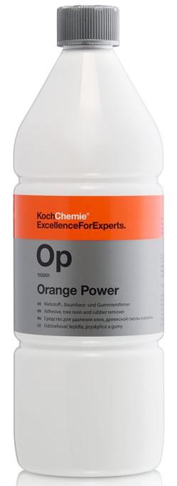 Odstraňovač lepidla Koch Orange Power 1 l