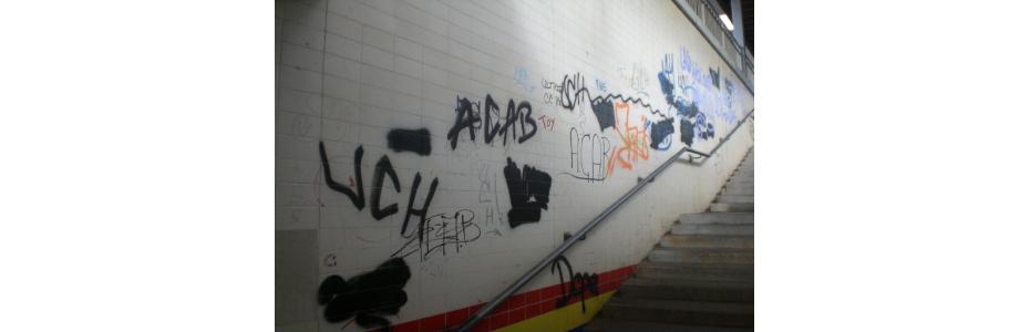 Jak dokonale odstranit nevzhledné graffiti ze stěn? - čisticí prostředky - ekoGRADO