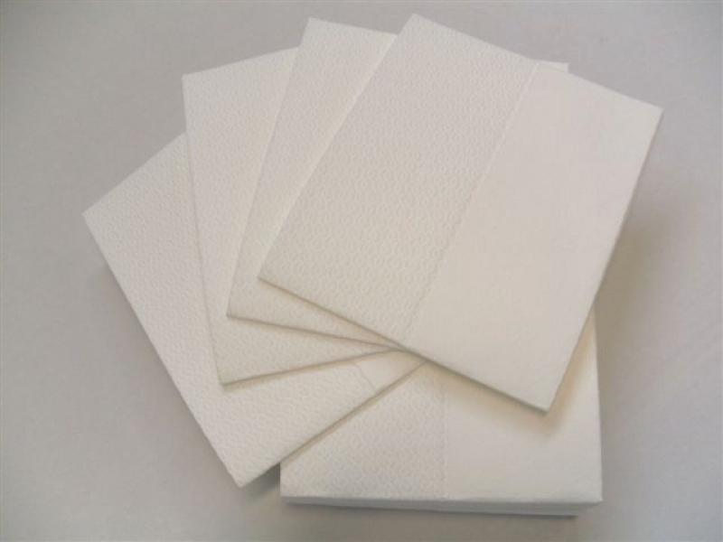 Papierové utierky v kartóne Temca Profix super 005129-01, 30x33 cm, alternatíva k NORDVLIES Wipex Airlaid 190530
