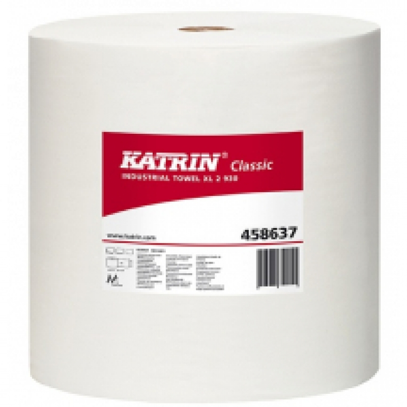 Priemyselné utierky v roli Katrin Classic XL 458637 26x28 cm