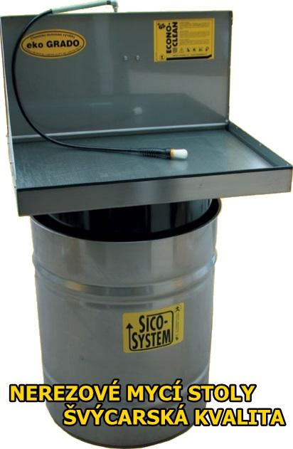 AKČNÍ CENA - Dílenský mycí stůl Amstutz Econo Clean