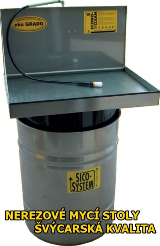 AKCIOVÁ CENA - Dielenský umývací stôl Amstutz Econo Clean