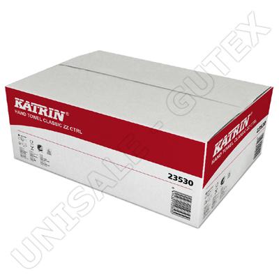 Papírové ručníky skládané Katrin Classic M2 345287, fotografie 1/1