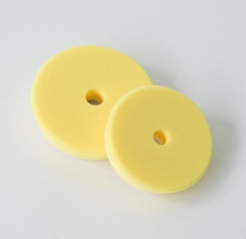Leštiaci kotúč žltý stredne tvrdý V-Form Koch 163x30 mm 999044V