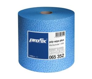 Papierové utierky v roli Temca Poly Wipex T065352, 1-vrstvové, 36x32 cm
