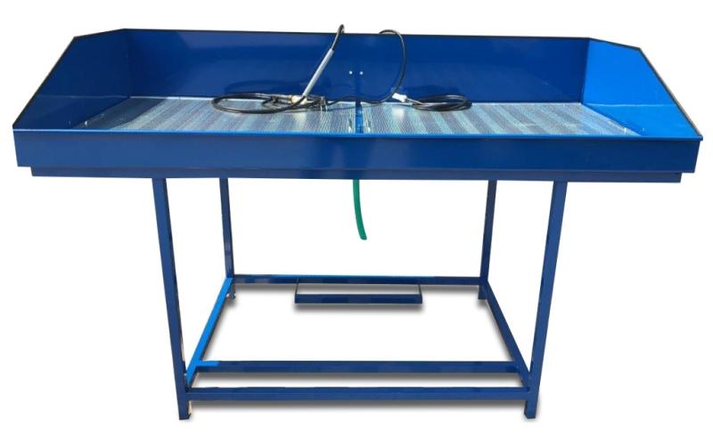 Dielenský umývací stôl Amstutz Eko 1600 lakovaný