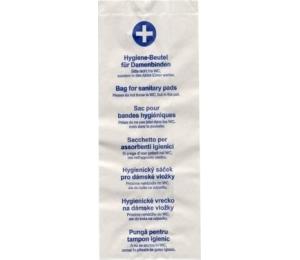 Papírové hygienické sáčky Nordvlies 100220 1000 ks