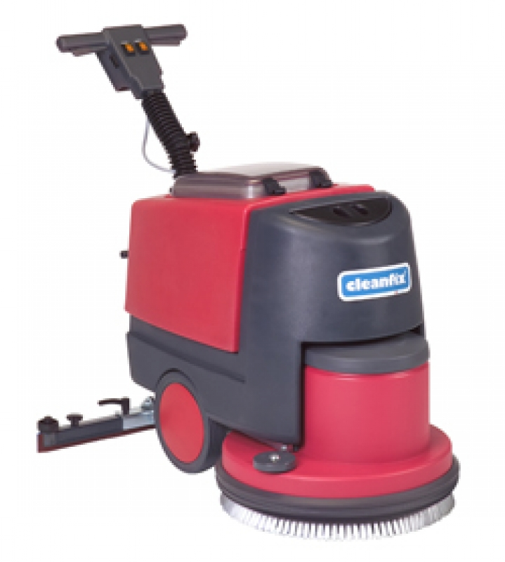 Podlahový umývací stroj Cleanfix RA 501 B vrátane sacej eliptické lišty