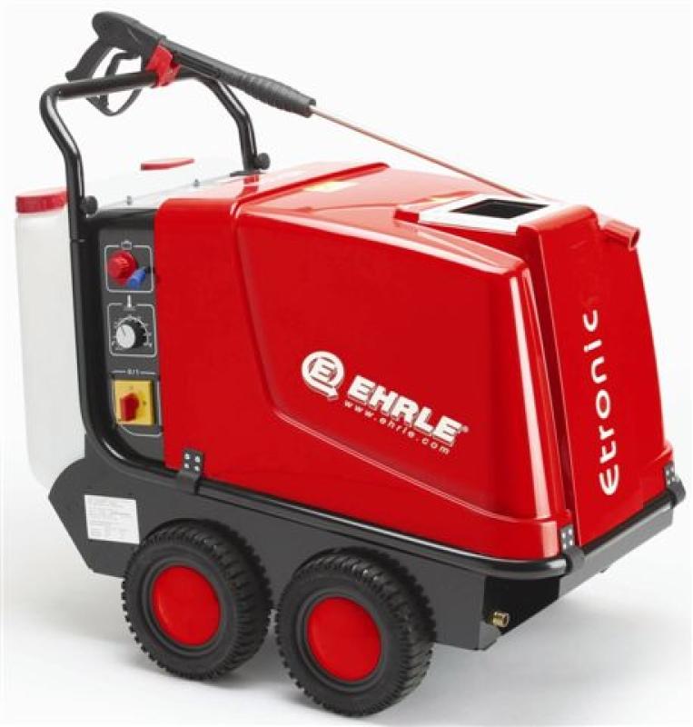 Vysokotlakový horúcovodný čistiaci stroj Ehrle HDE 840-18 kW