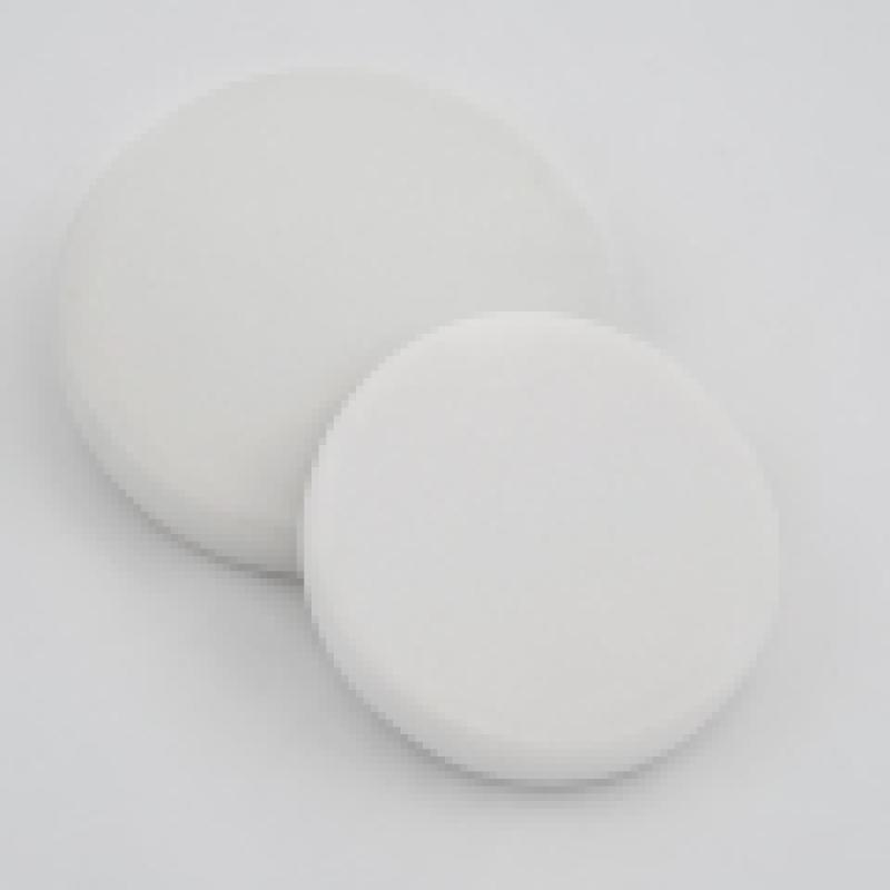 Leštiaci kotúč biely mäkký Koch 160x30 mm 999036