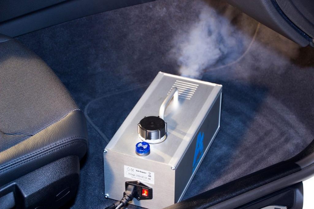 AIRTUNE – zařízení pro hygienické čištění klimatizace a motorového vozidla