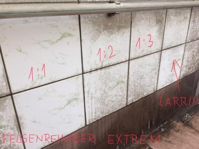 Čistič disků Koch Extrem 35 kg, fotografie 1/1
