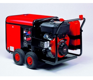 Vysokotlakový horúcovodný čistiaci stroj Ehrle HDB 1540 č. 164001