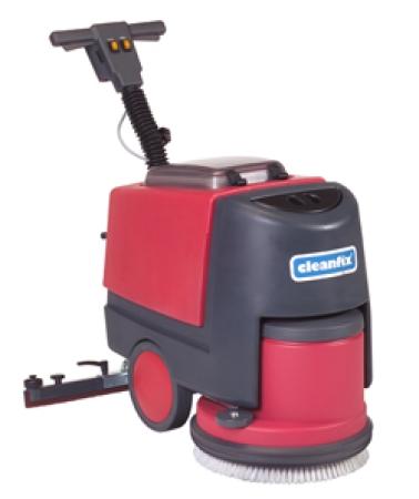 Podlahový mycí stroj Cleanfix RA 431 B včetně sací eliptické lišty