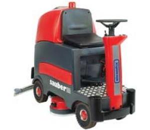 Podlahový umývací stroj Cleanfix RA 800 Sauber vrátane batérií a nabíjačky, starší model