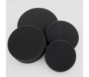 Leštiaci kotúč čierny pre finálnu leštenie Koch 130x30 mm 999268