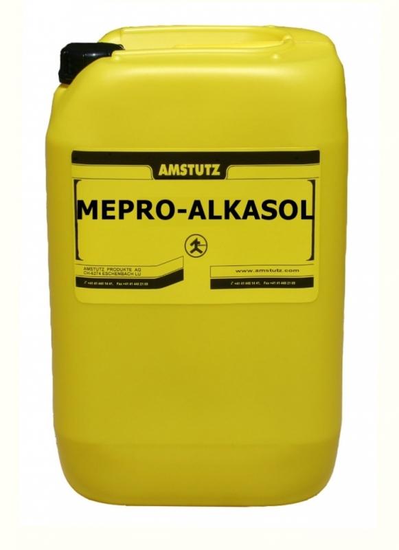 Čistič udiarne Amstutz Mepro Alkasol 30 kg