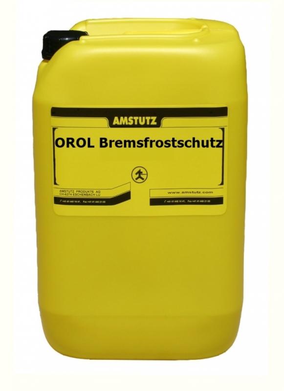 Zimná zmes proti zamŕzaniu vzduchových bŕzd Amstutz Bremsfrostschut 25 l