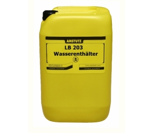 Zmäkčovač vody Amstutz LB 203 - Wasserenthälter 25 kg