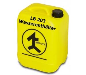 Zmäkčovač vody Amstutz LB 203 - Wasserenthälter 5 kg
