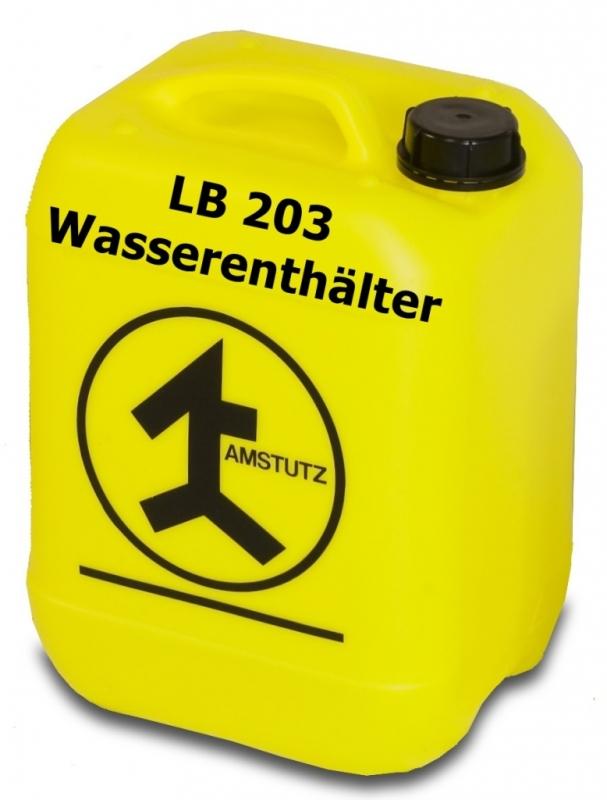 Zmäkčovač vody Amstutz LB 203 - Wasserenthälter 10 kg