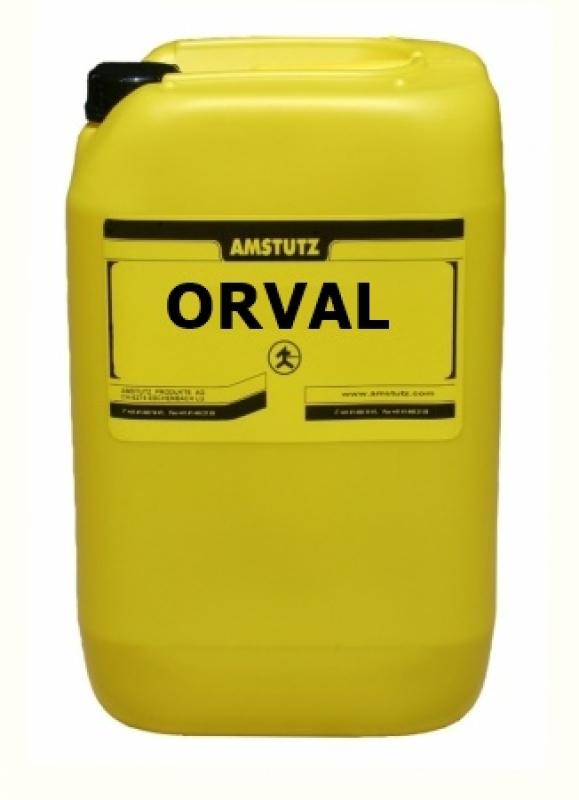 Prípravok na čistenie a umývanie podláh Amstutz Orval 25 kg