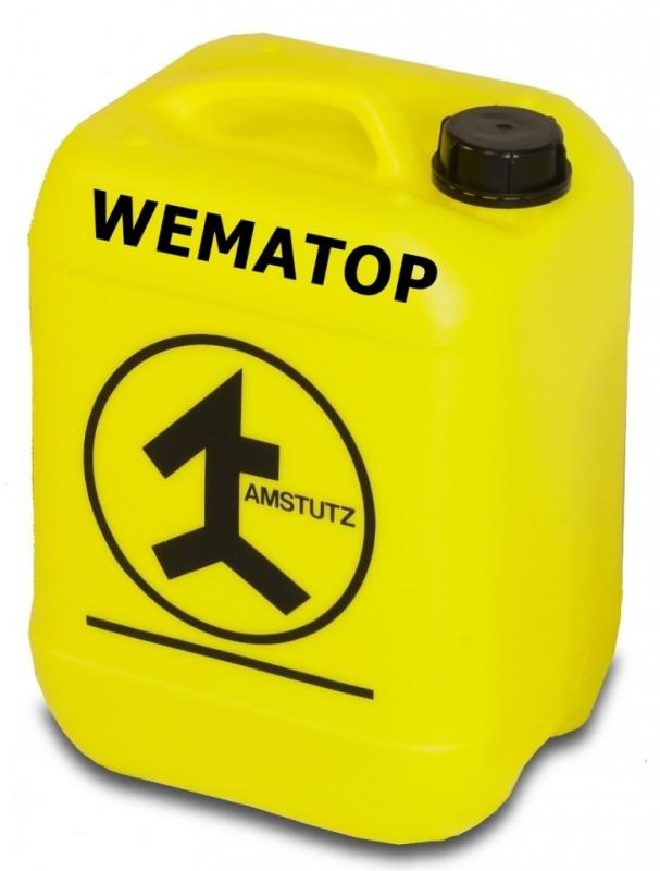 Čistič na obrábacie stroje Amstutz Wematop 10 kg