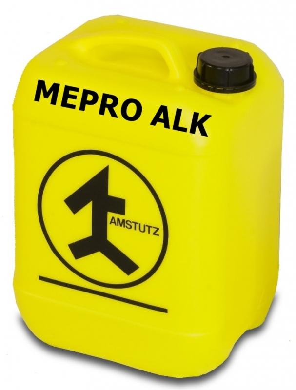 Čistič udiarne Amstutz Mepro Alk 10 kg