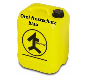 Nemrznúca zmes do chladičov Amstutz Orol Frostschutz blau 10 kg