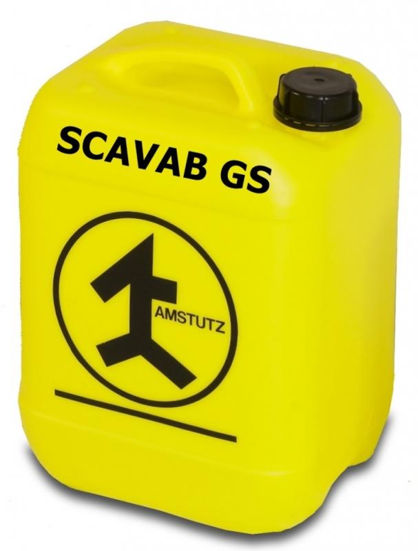 Leštiaci prostriedok do umývačiek riadu Amstutz Scavab GS 5 kg