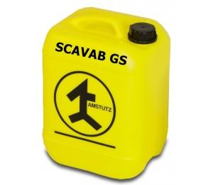 Leštiaci prostriedok do umývačiek riadu Amstutz Scavab GS 10 kg