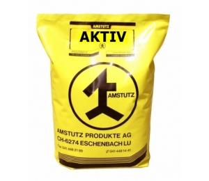 Čistič na zámkovou dlažbu, odstraňovač oleje Amstutz Aktiv 10 kg