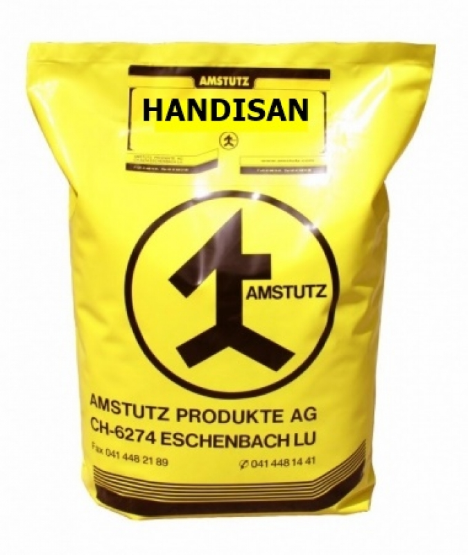 Čistič rúk Amstutz Handisan S 10 kg prášok