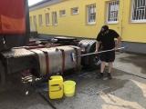 Prípravok na čistenie a umývanie podláh Amstutz Orval 10 kg, fotografie 1/1