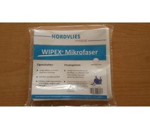 Mikrofázove utierky biele NORDVLIES 110445 - 5 ks v balení, 40x38 cm