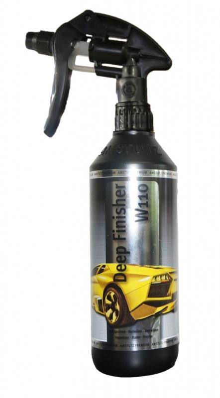 Tekutý vosk Amstutz W110 DEEP FINISHER 500ml s rozprašovačom