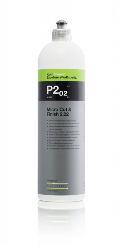 Leštenka Koch Micro Cut Finish P2.02 1000 ml