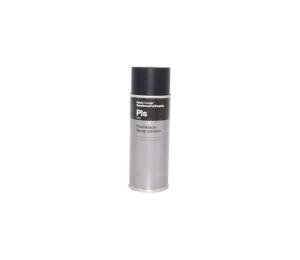 Lak na plast čierny Koch spray 400 ml