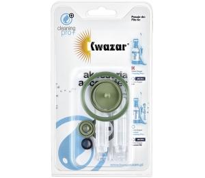 Súprava tesnení Kwazar pre Orion Super 6 l Pro + Viton (zelené) 26250