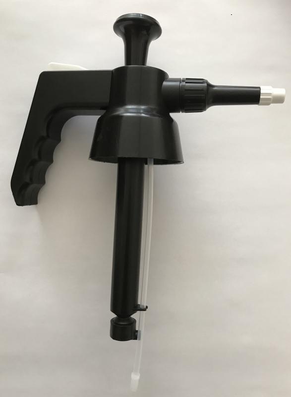 Tlaková pištoľ horná časť biela Kläger 5070072