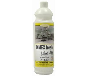 Prípravok na čistenie a umývanie podláh Oehme Dimex Fresh 10l vonný