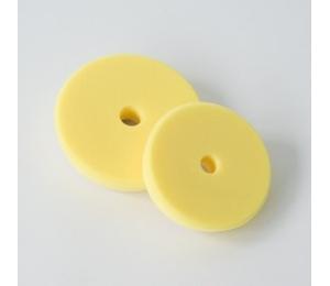 Leštiaci kotúč žltý stredne tvrdý V-Form Koch 145x30 mm 999267V