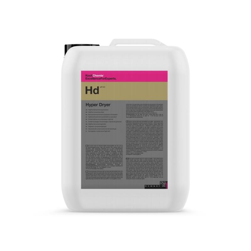 Sušič s nano konzervací Koch Hyper Dryer 10 l
