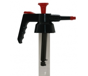 Tlaková pištoľ horná časť červeno-čierna Kläger 5070069