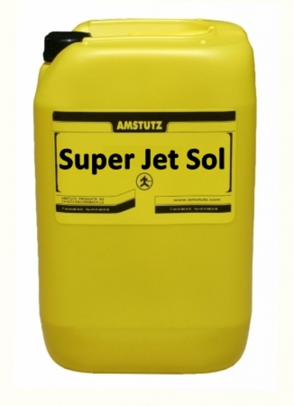 Prípravok na umývanie nákladných vozidiel Amstutz Super Jet Sol 25 kg