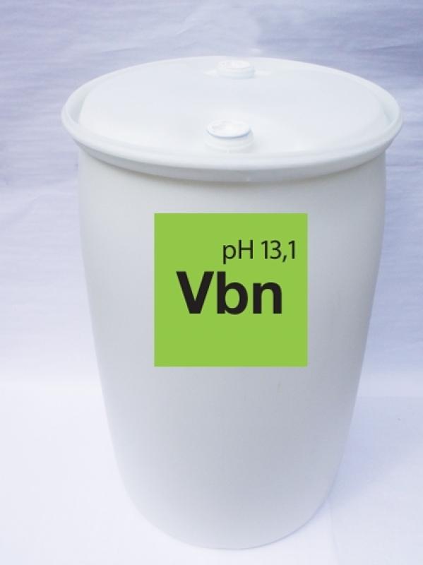 Bezkontaktná aktívna pena, odstraňovač hmyzu Koch Vorreiniger B bez NTA 225 kg