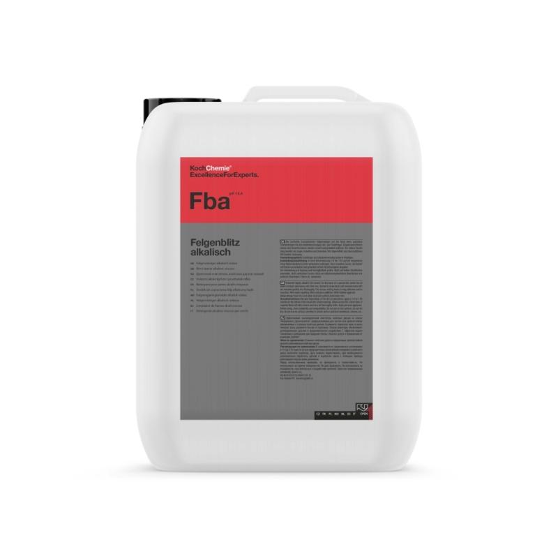 Čistič diskov Koch Felgenblitz alkalický 11 kg