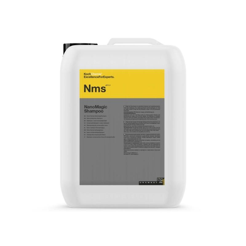 Autošampón s Nano konzerváciou Koch Nanomagic shampoo 10 kg